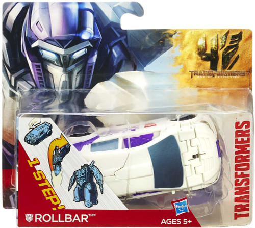 Transformers Age of Extinction 1 Step Changer Rollbar Action Figure