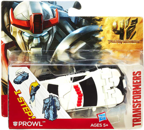 Transformers Age of Extinction 1 Step Changer Prowl Action Figure