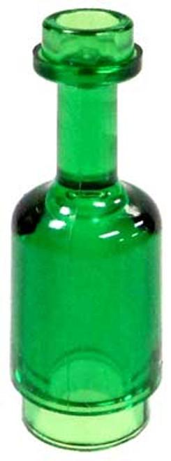 LEGO Trans Green Bottle [Loose]