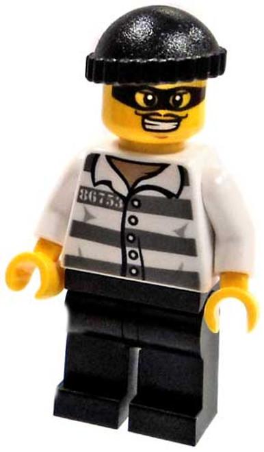 LEGO Minifigure Masked Thief [Loose]