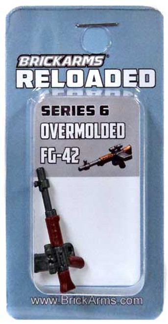 BrickArms Reloaded Series 6 Weapons FG-42 2.5-Inch [Overmolded]