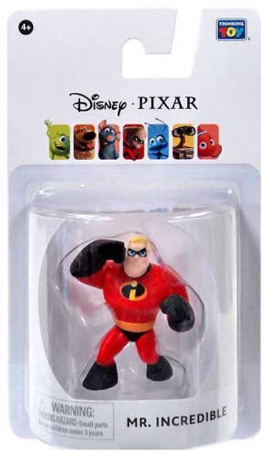 Disney / Pixar Incredibles Mr. Incredible Exclusive 2-Inch Mini Figure