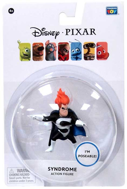 Disney / Pixar Incredibles Syndrome Action Figure