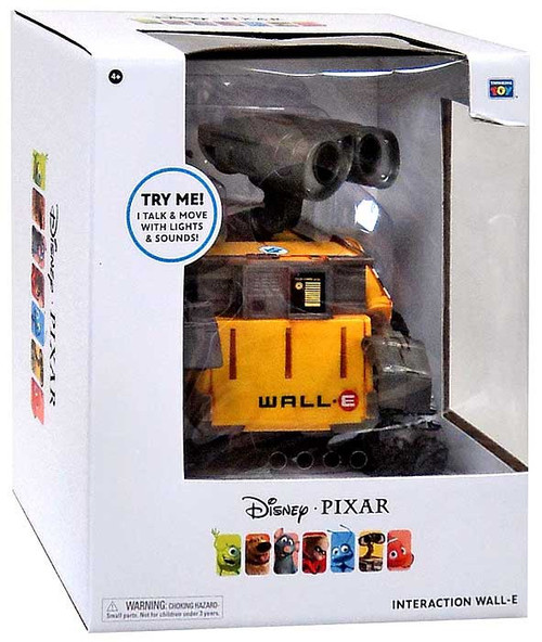 Disney / Pixar Wall-E Exclusive 7-Inch Electronic Figure [Interactive Talking ]