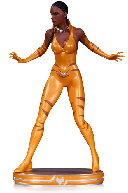 DC Cover Girls Vixen 9.5-Inch Statue