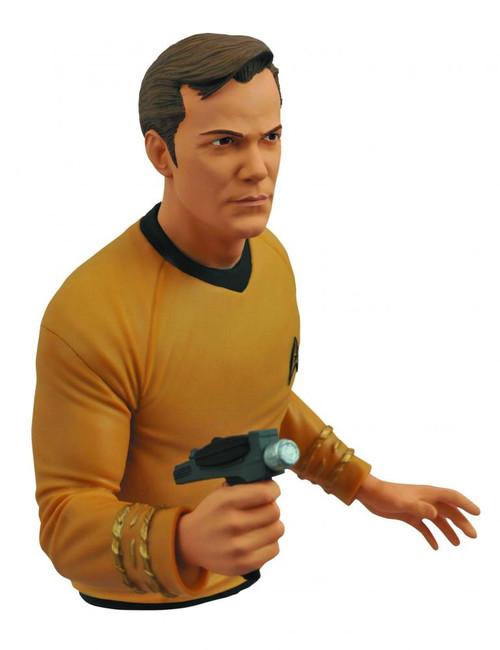 Star Trek Vinyl Bank Captain Kirk Bust