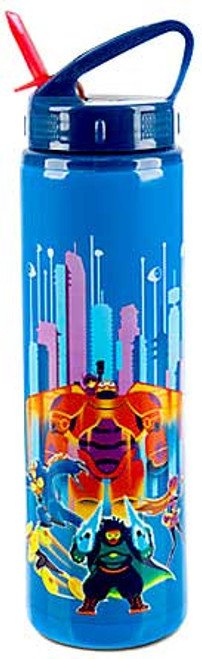 Disney Big Hero 6 Exclusive Water Bottle