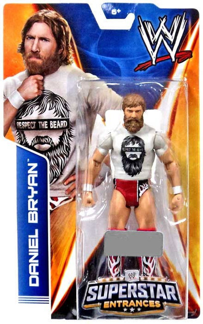 WWE Wrestling Superstar Entrances 2014 Daniel Bryan Exclusive Action Figure