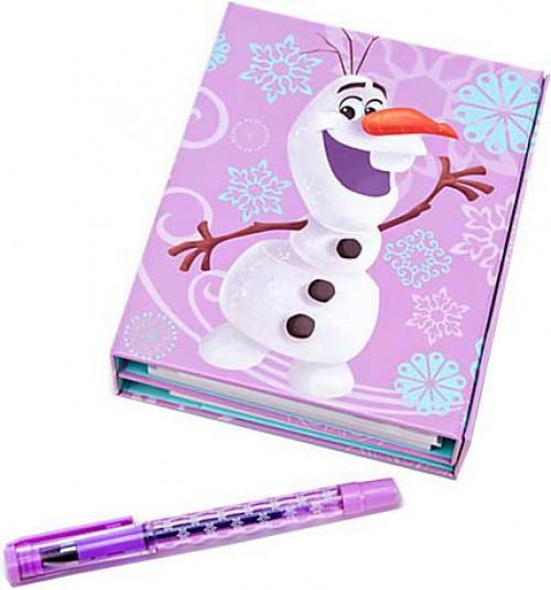 Disney Frozen Trifold Journal Exclusive