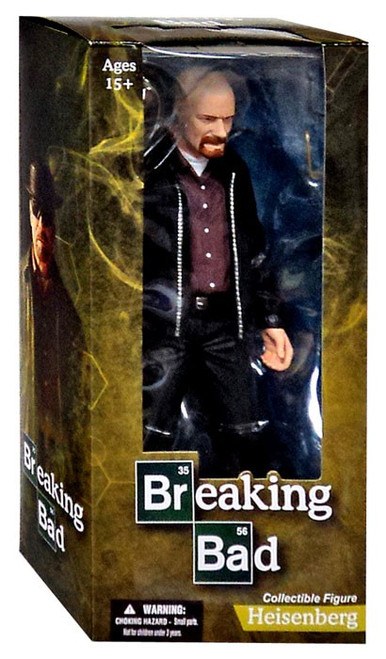 Breaking Bad Heisenberg Action Figure [Walter White]