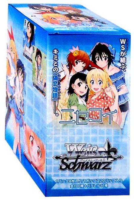 Weiss Schwarz Nisekoi False Love (Japanese) Booster Box [20 Packs]
