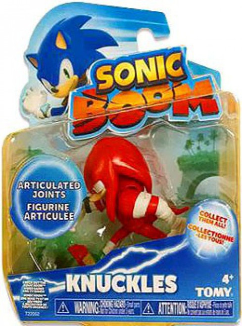 Sonic The Hedgehog Sonic Boom Knuckles Action Figure
