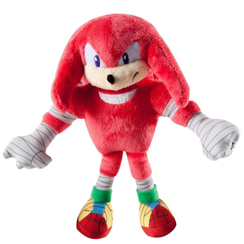 Sonic The Hedgehog Sonic Boom Knuckles 8-Inch Plush