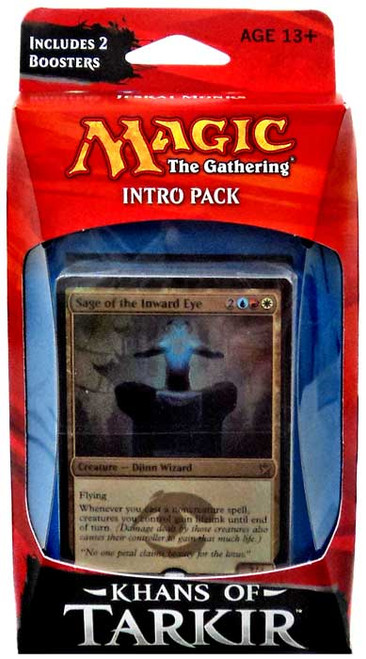 MtG Trading Card Game Khans of Tarkir Jeskai Monks Intro Pack