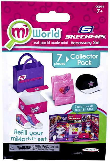 MiWorld Skechers Accessory Set #2 Collector Pack