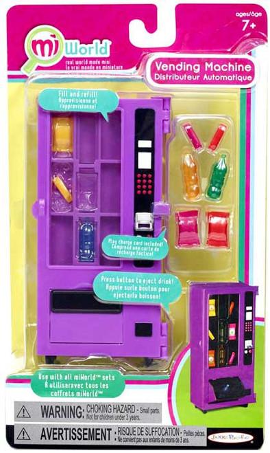 MiWorld Vending Machine Accessory Pack