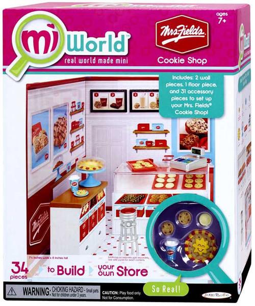 MiWorld Mrs. Fields Cookie Shop Playset