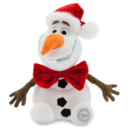 Disney Frozen Olaf Exclusive 10-Inch Plush Figure [Holiday, Red Bowtie]