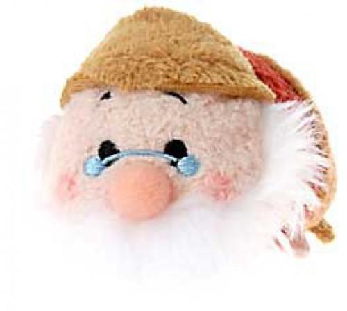 Disney Tsum Tsum Snow White and the Seven Dwarfs Doc Exclusive 3.5-Inch Mini Plush