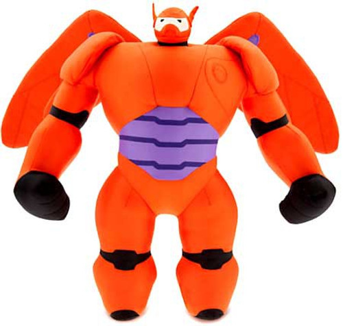 Disney Big Hero 6 Baymax Mech Exclusive 15.5-Inch Plush [Red Armored Version]