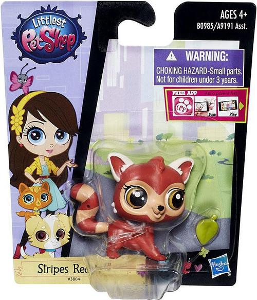 Littlest Pet Shop Singles Stripes Figure
