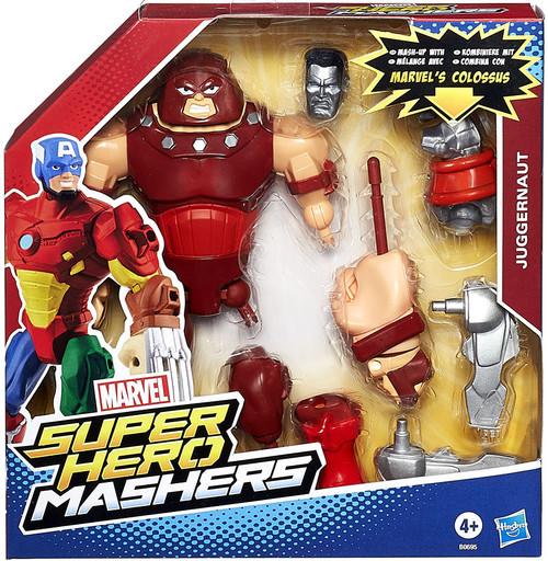 Marvel Super Hero Mashers Battle Upgrade Juggernaut Action Figure