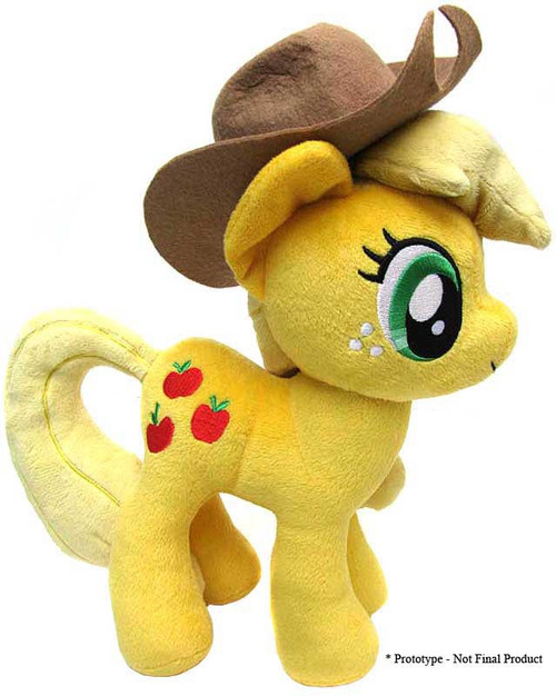 My Little Pony Friendship is Magic Applejack 11-Inch Plush