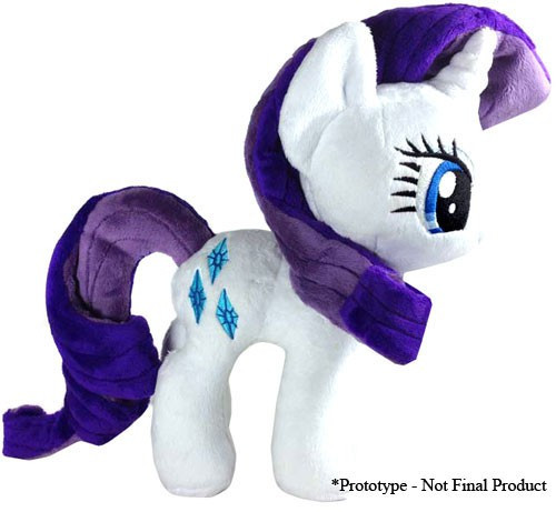 My Little Pony Friendship is Magic Rarity 11-Inch Plush