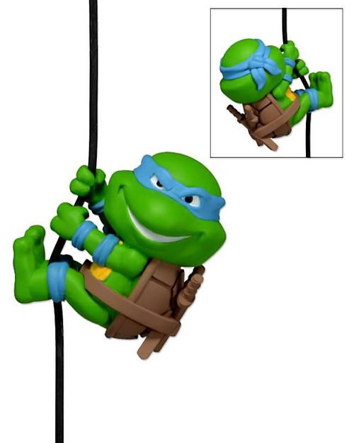 Teenage Mutant Ninja Turtles NECA Scalers Leonardo Mini Figure