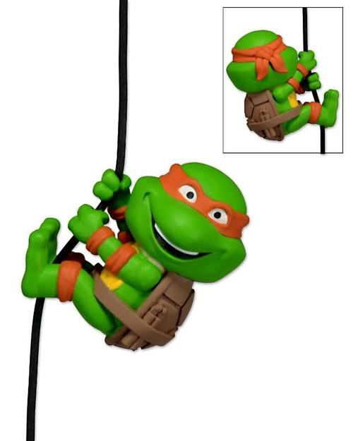 Teenage Mutant Ninja Turtles NECA Scalers Michelangelo Mini Figure