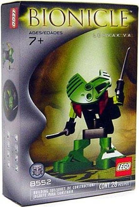 LEGO Bionicle Loose Lehvak Va Set #8552 [Green Loose]