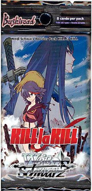 Weiss Schwarz Kill La Kill Booster Pack
