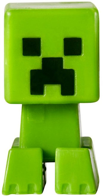Minecraft Grass Series 1 Creeper 1-Inch Mini Figure [Loose]