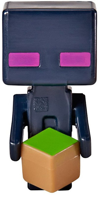 Minecraft Grass Series 1 Enderman 1-Inch Mini Figure [Loose]