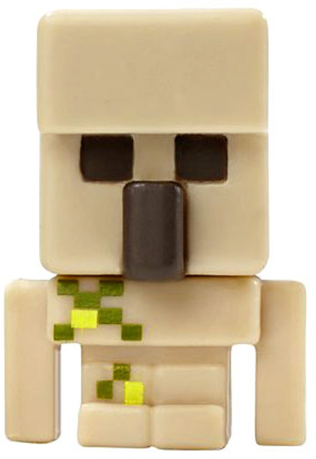 Minecraft Grass Series 1 Iron Golem 1-Inch Mini Figure [Loose]