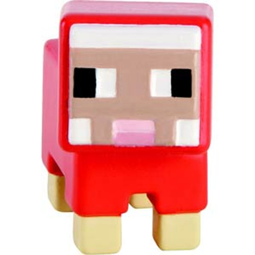 Minecraft Grass Series 1 Dyed Sheep 1-Inch Mini Figure [Loose]