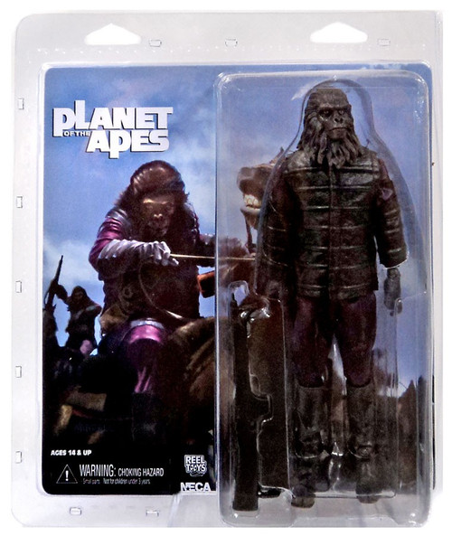 NECA Planet of the Apes Gorilla Soldier Action Figure [Classic]