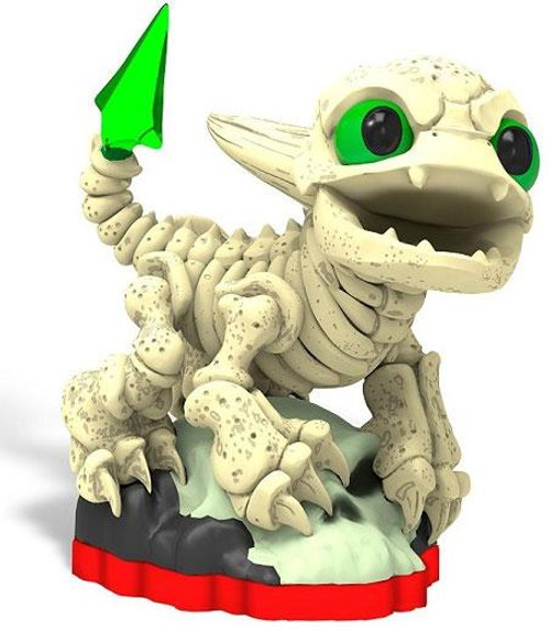 Skylanders Trap Team Funny Bone Figure [Loose]