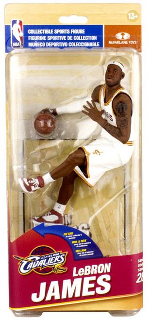 McFarlane Toys NBA Cleveland Cavaliers Sports Picks Series 26 Lebron James Action Figure