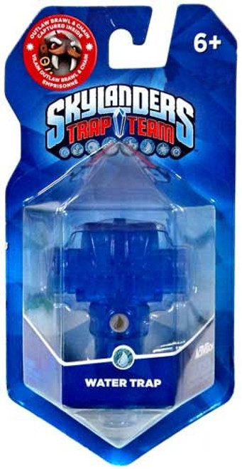 Skylanders Trap Team Water Trap Exclusive Trap