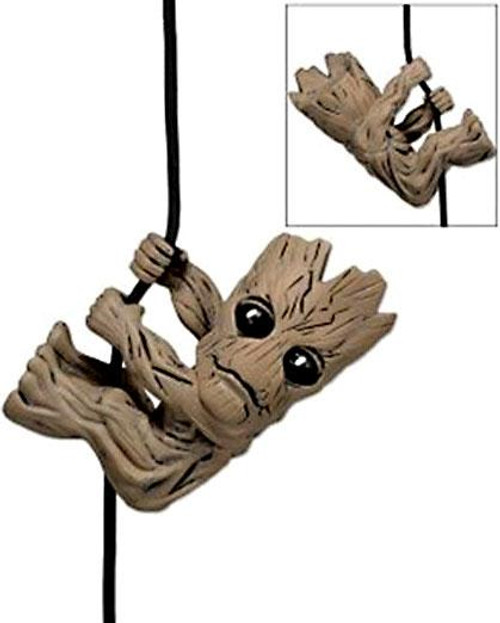 Marvel Guardians of the Galaxy NECA Scalers Groot Mini Figure
