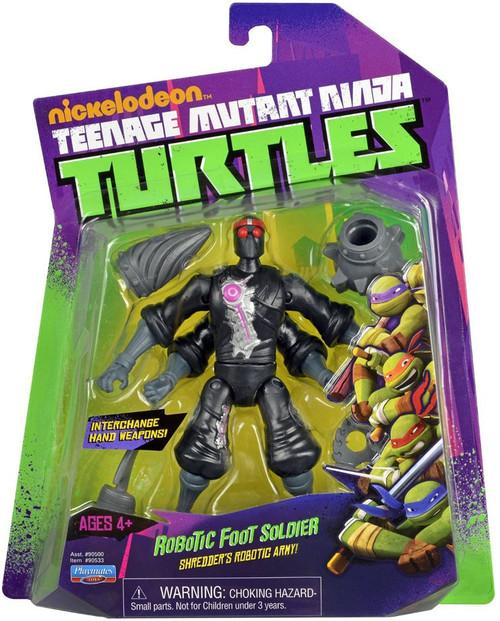 Teenage Mutant Ninja Turtles Nickelodeon Robotic Foot Soldier Action FIgure