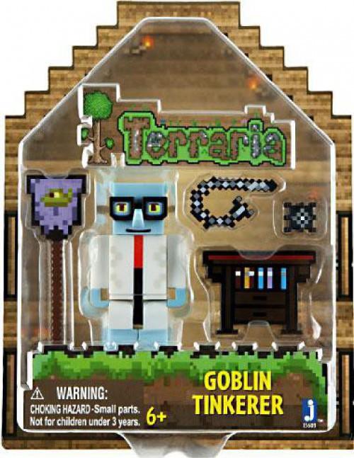 Terraria Goblin Tinkerer Action Figure