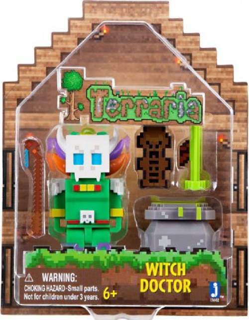Terraria Witch Doctor Action Figure
