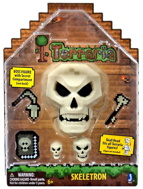 Terraria Deluxe Skeletron Boss Action Figure Pack