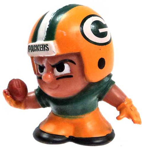 NFL TeenyMates Football Series 3 Wide Receivers Green Bay Packers Minifigure [Loose]