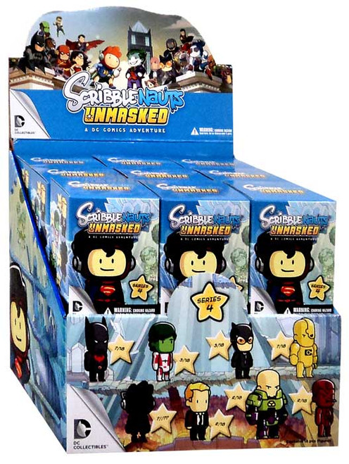 DC Scribblenauts Unmasked Series 4 Mystery Box