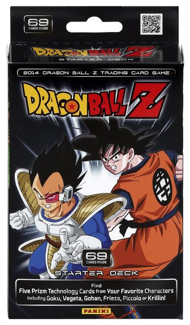 Dragon Ball Z Trading Card Game 2014 Starter Deck