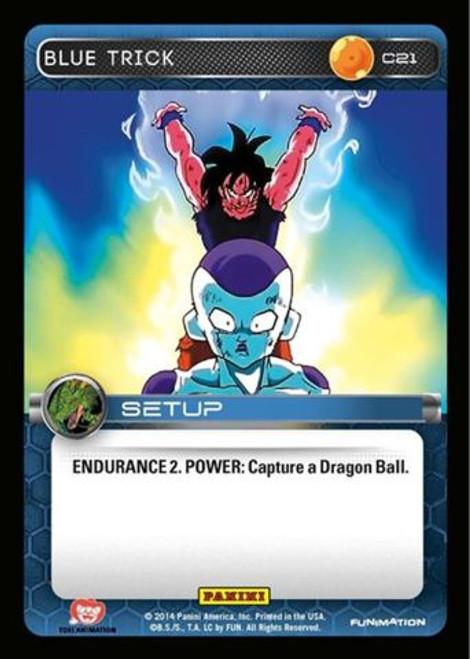 Dragon Ball Z Set 1 Common Blue Trick C21