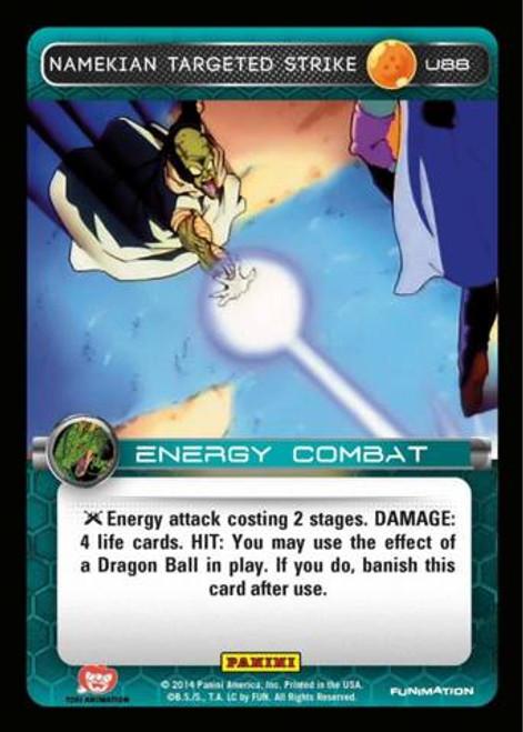 Dragon Ball Z Set 1 Uncommon Namekian Targeted Strike U88